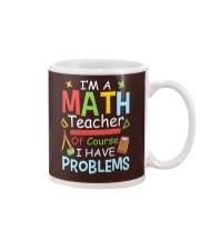 Have Problems Mug tile