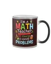 Have Problems Color Changing Mug tile