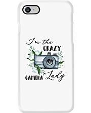 Crazy Camera Lady Phone Case tile
