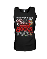 Once Upon A Time  Unisex Tank tile