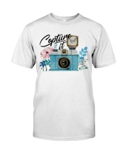 Capturing It Classic T-Shirt front