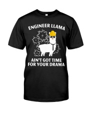 Ain't Got Time Classic T-Shirt front