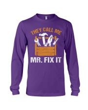 Mr Fix It Long Sleeve Tee tile