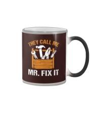 Mr Fix It Color Changing Mug tile