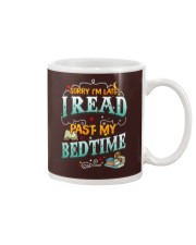 I Read Past My Bedtime Mug tile