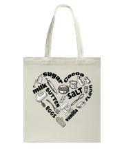 Heart Tote Bag tile