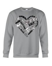 Heart Crewneck Sweatshirt tile