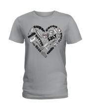Heart Ladies T-Shirt tile