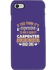 Expensive Carpenter Phone Case tile