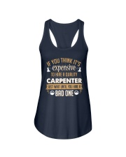 Expensive Carpenter Ladies Flowy Tank tile