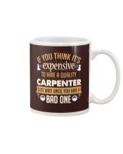 Expensive Carpenter Mug tile