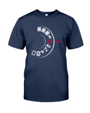 Manual Mode Classic T-Shirt front