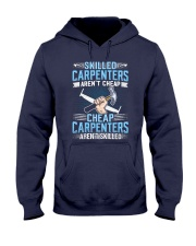 Skilled Carpenter Hooded Sweatshirt tile