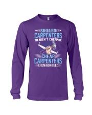 Skilled Carpenter Long Sleeve Tee tile