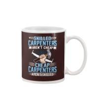 Skilled Carpenter Mug tile