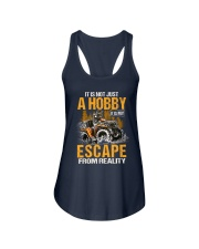 Not Just A Hobby Ladies Flowy Tank tile