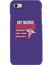 My Nurse Daughter Phone Case tile