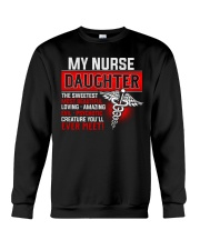 My Nurse Daughter Crewneck Sweatshirt tile