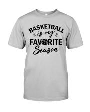Favorite Season Classic T-Shirt front