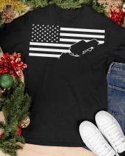 US J33p flag Classic T-Shirt apparel-classic-tshirt-lifestyle-front-82
