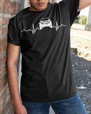 HEARTBEAT J33p Classic T-Shirt apparel-classic-tshirt-lifestyle-27