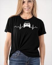 HEARTBEAT J33p Classic T-Shirt apparel-classic-tshirt-lifestyle-front-101