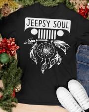 J-SOUL Classic T-Shirt apparel-classic-tshirt-lifestyle-front-82