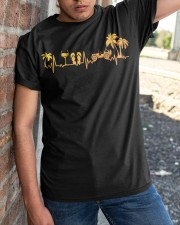J33p Heart Beat Summer Classic T-Shirt apparel-classic-tshirt-lifestyle-27