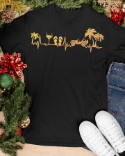 J33p Heart Beat Summer Classic T-Shirt apparel-classic-tshirt-lifestyle-front-82