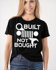 BUILT NOR BOUGHT Classic T-Shirt apparel-classic-tshirt-lifestyle-front-101
