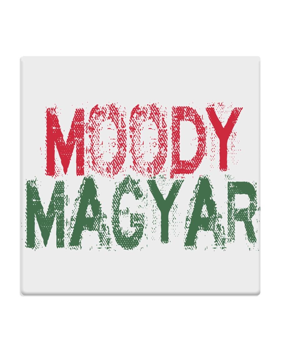 Moody Magyar Square Coaster