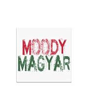 Moody Magyar Square Magnet thumbnail