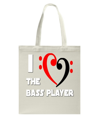 I Heart the Bass Player