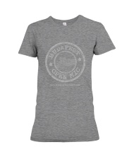 Budapest Open Mic Premium Fit Ladies Tee thumbnail