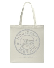 Budapest Open Mic Tote Bag tile