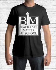 Black Lives Matter At School Shirt Classic T-Shirt lifestyle-mens-crewneck-front-1