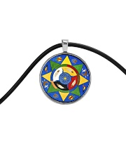 Native Trail Of Tears Necklace Cord Circle Necklace thumbnail