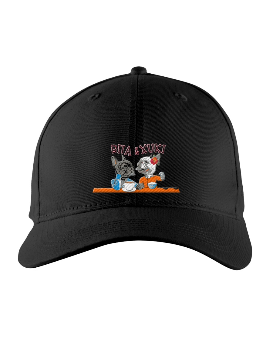 Bita Vs Xuki Embroidered Hat