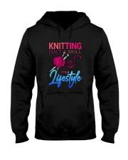 IT'S A LIFESTYLE Hooded Sweatshirt thumbnail