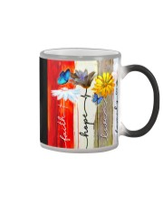 BUTTERFLY FAITH HOPE LOVE  - BEST SELLER Color Changing Mug thumbnail