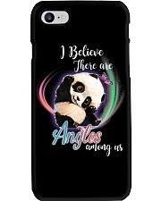 Panda I Believe Angels  Phone Case thumbnail
