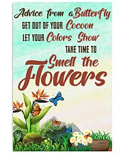 Butterfly I Can Do All MI0166 11x17 Poster front