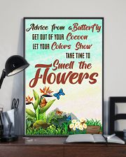 Butterfly I Can Do All MI0166 11x17 Poster lifestyle-poster-2