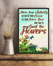 Butterfly I Can Do All MI0166 11x17 Poster lifestyle-poster-3