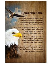 EAGLE REMEMBER ME POSTER  11x17 Poster front