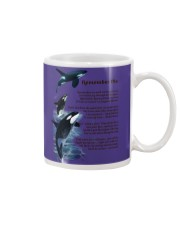 ORCAS REMEMBER ME MUG Mug front