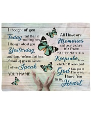 Butterfly I Thought Of You Today - LIMITED EDITION Placemat thumbnail