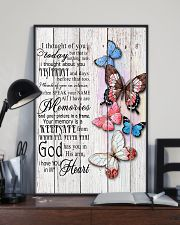 Butterfly I Thought Of You - LTE  11x17 Poster lifestyle-poster-2