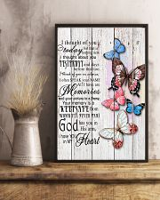 Butterfly I Thought Of You - LTE  11x17 Poster lifestyle-poster-3