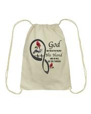 Birds God Has You  - LTE Drawstring Bag thumbnail